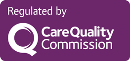 CQC Regulated logo.